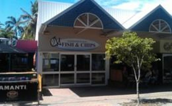 Horseshoe Bay Fish and Chips - Mackay Tourism
