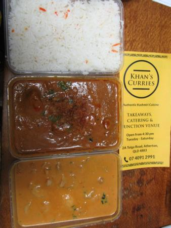 Khans Curries - Mackay Tourism
