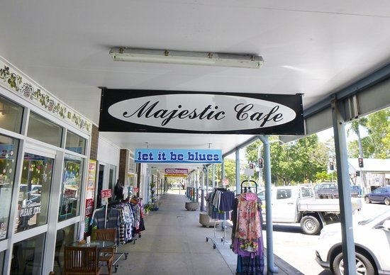 Majestic Cafe - Mackay Tourism