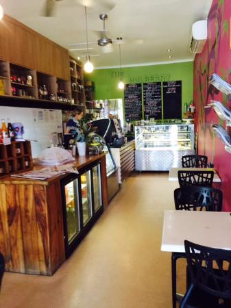 Mulberry Cafe - Mackay Tourism