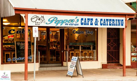 Peppers Cafe  Catering - Mackay Tourism
