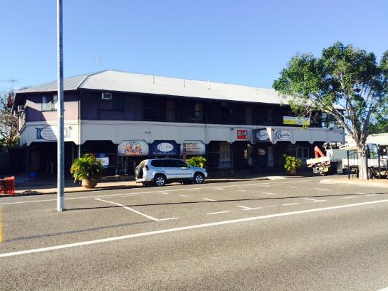 The Burdekin Hotel Restaurant - Mackay Tourism