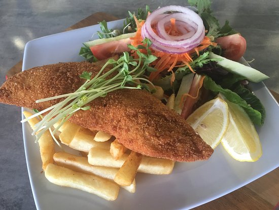Cedar Park Fish and Chips - Mackay Tourism