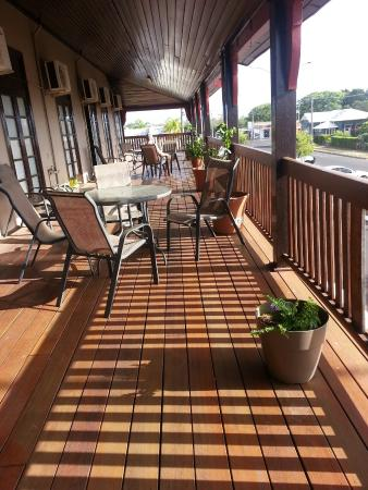 Commercial Hotel Clermont - Mackay Tourism