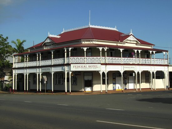 Federal Hotel - Mackay Tourism