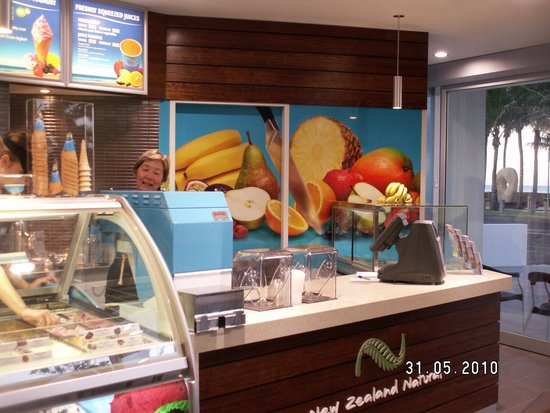 New Zealand Ice Creamery - Mackay Tourism
