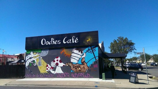 Oodies Cafe - Mackay Tourism