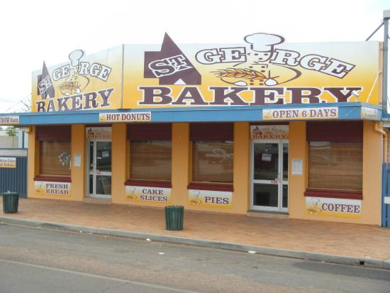 St George Bakery - Mackay Tourism