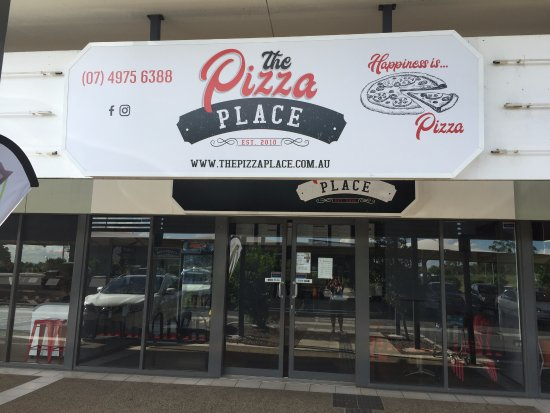 The Pizza Place - Mackay Tourism