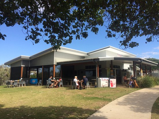Driftwood Cafe and Kiosk - Mackay Tourism