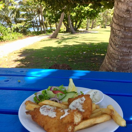 Kokonut Grove Cafe - Mackay Tourism