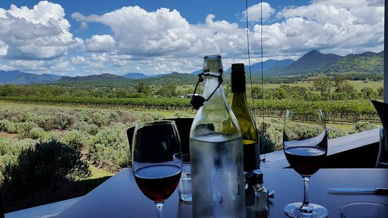 Kooroomba Vineyards Restaurant - Mackay Tourism