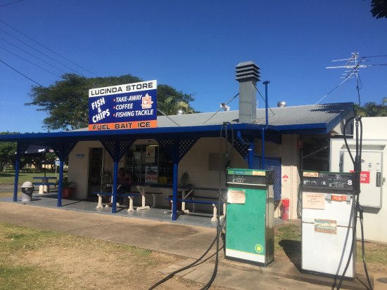 Lucinda Jetty Store  Take-Away - Mackay Tourism