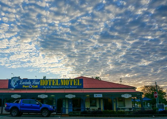 Lucinda Point Hotel Motel Restaurant - Mackay Tourism