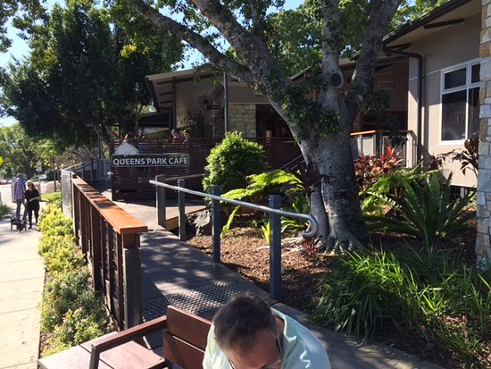Queens Park Cafe - Mackay Tourism