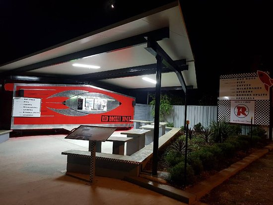 Red Rocket Diner - Mackay Tourism