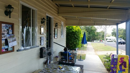 Richy's Cafe - Mackay Tourism