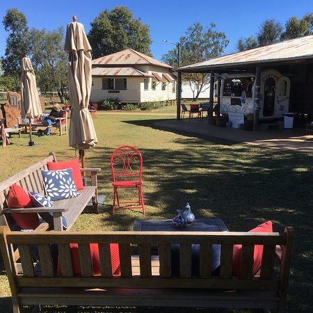 Rolleston Coffee Cart - Mackay Tourism