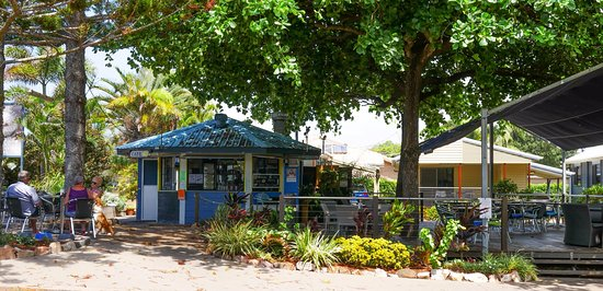 Serenity Cove Cafe - Mackay Tourism