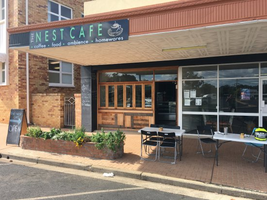 The Nest Cafe Crows Nest - Mackay Tourism