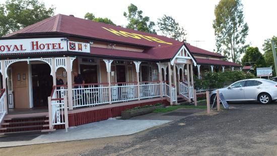 The Royal Hotel Restaurant - Mackay Tourism