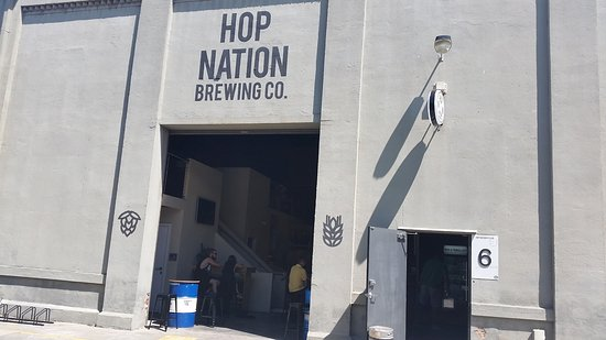 Hop Nation Brewing Company - Mackay Tourism
