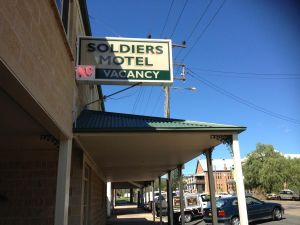 Soldiers Motel - Mackay Tourism