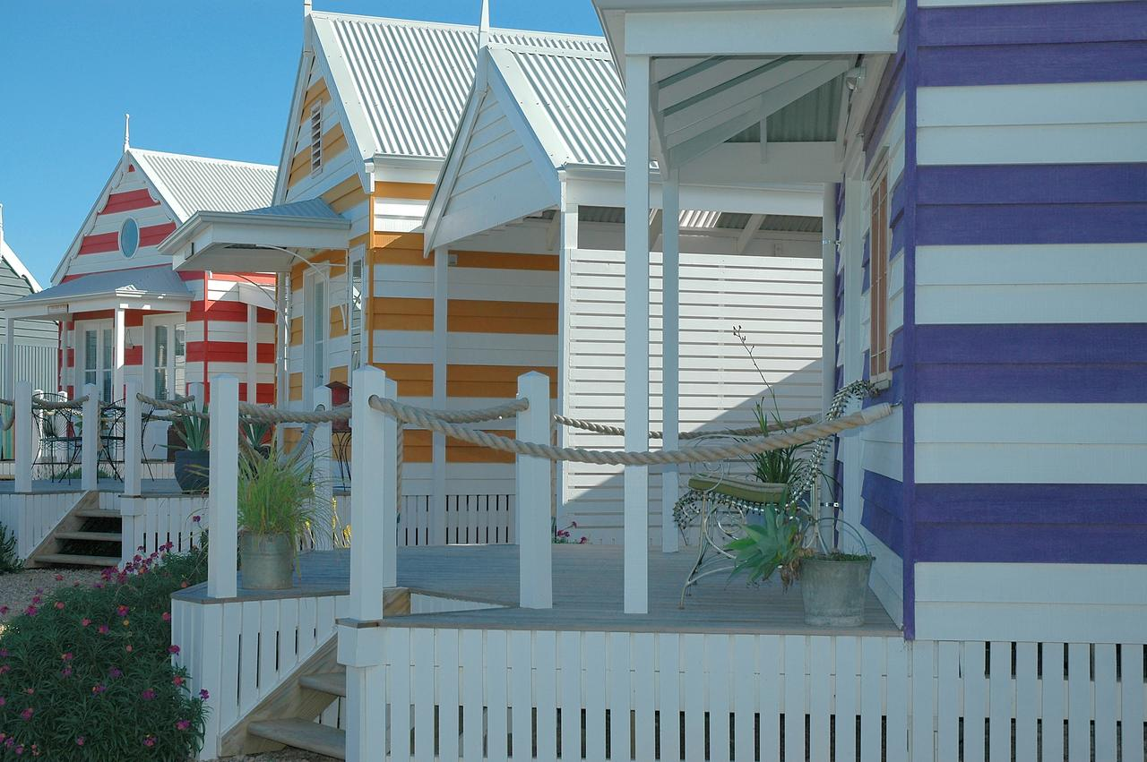 Beach Huts Middleton - Mackay Tourism