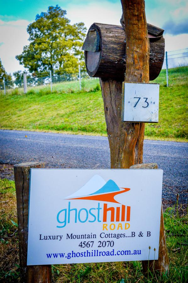 Ghost Hill Road - Mackay Tourism
