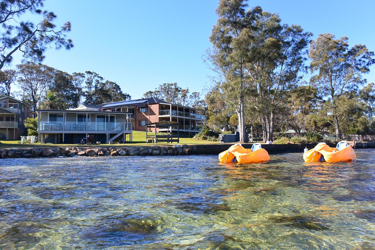 Dungowan Holiday Accommodation - Mackay Tourism