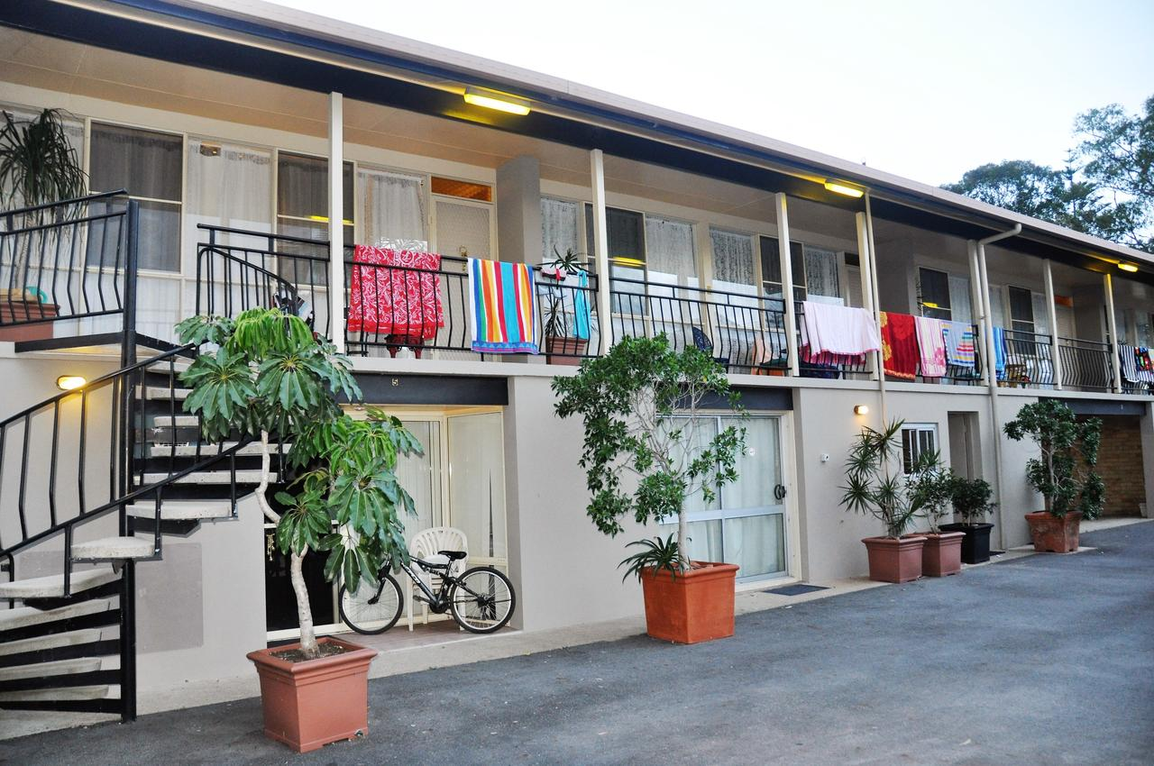 Sundial Holiday Units - Mackay Tourism