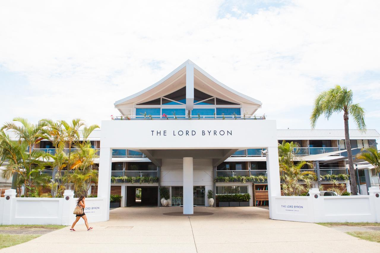 The Lord Byron - Mackay Tourism