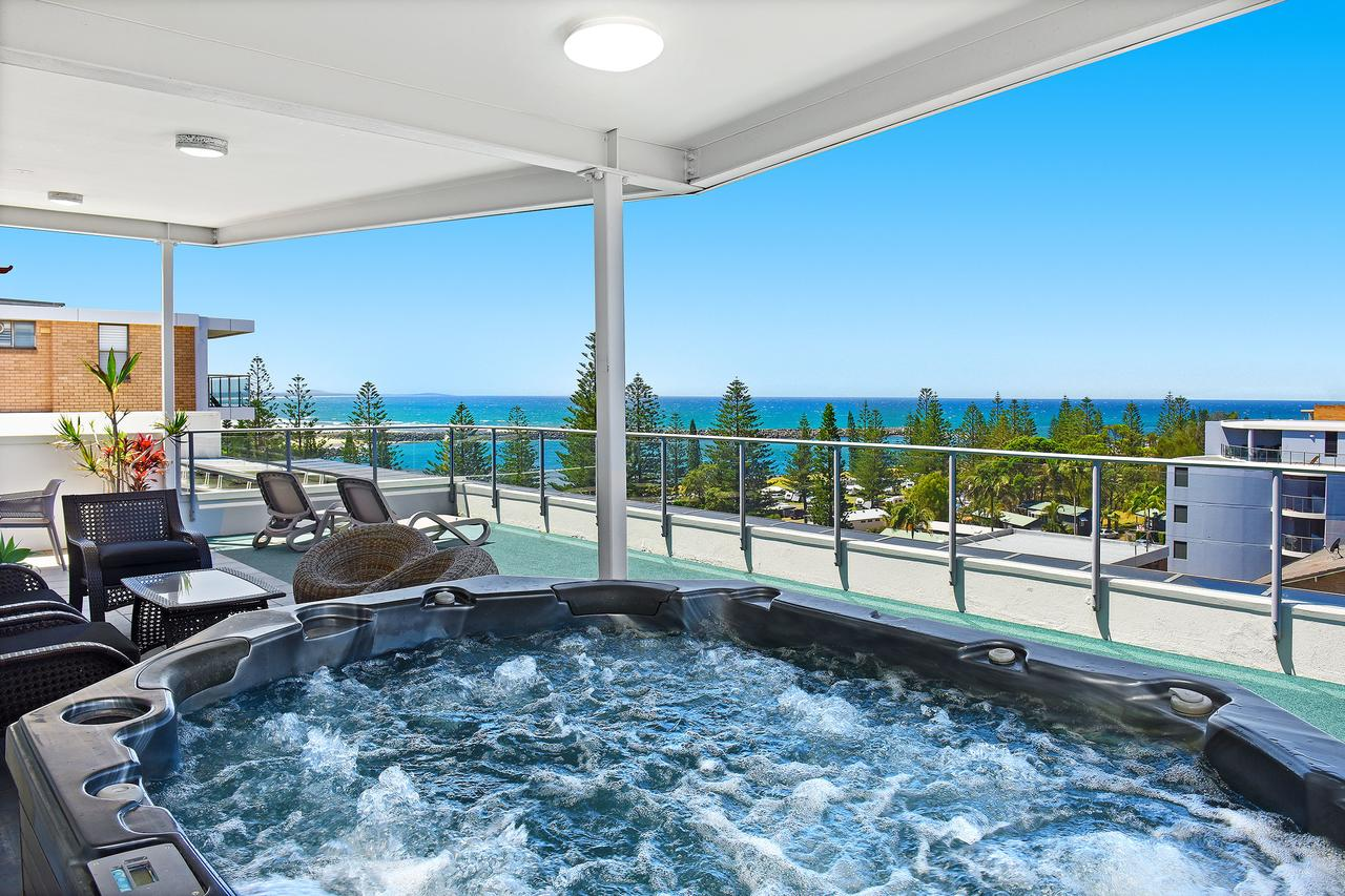 Macquarie Waters Boutique Apartment Hotel - Mackay Tourism