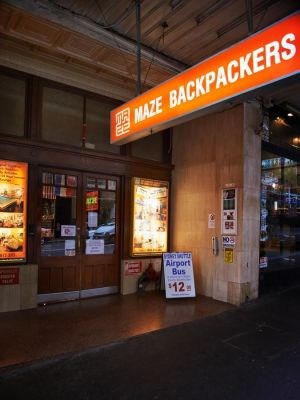 Maze Backpackers - Sydney - Mackay Tourism