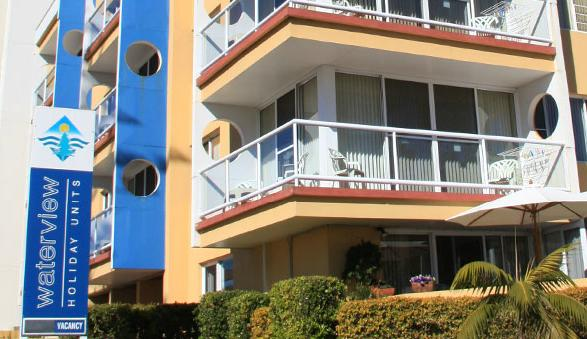 Waterview Apartments - Mackay Tourism