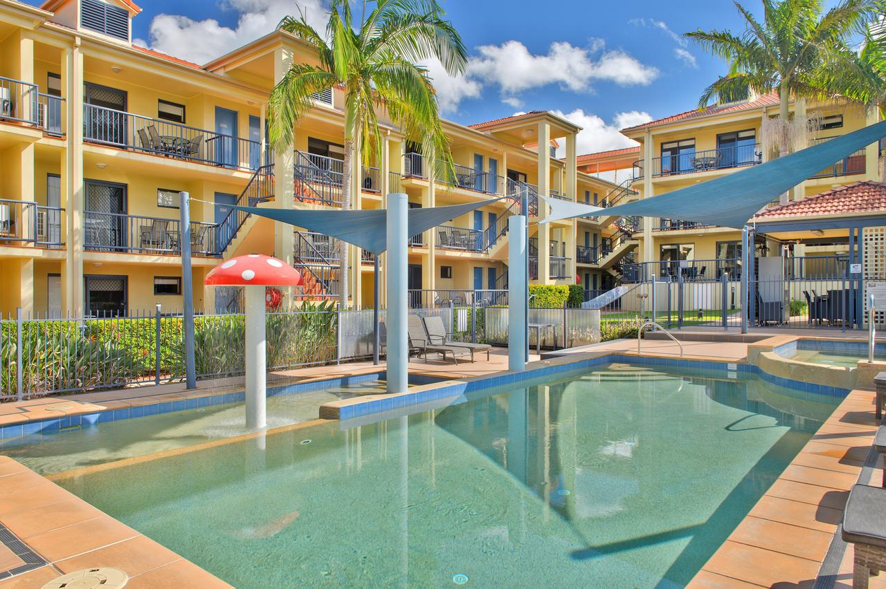 South Pacific Apartments - Mackay Tourism
