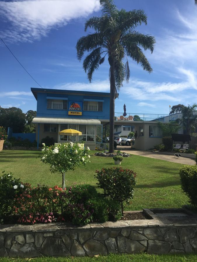 Kon Tiki Apartments - Mackay Tourism