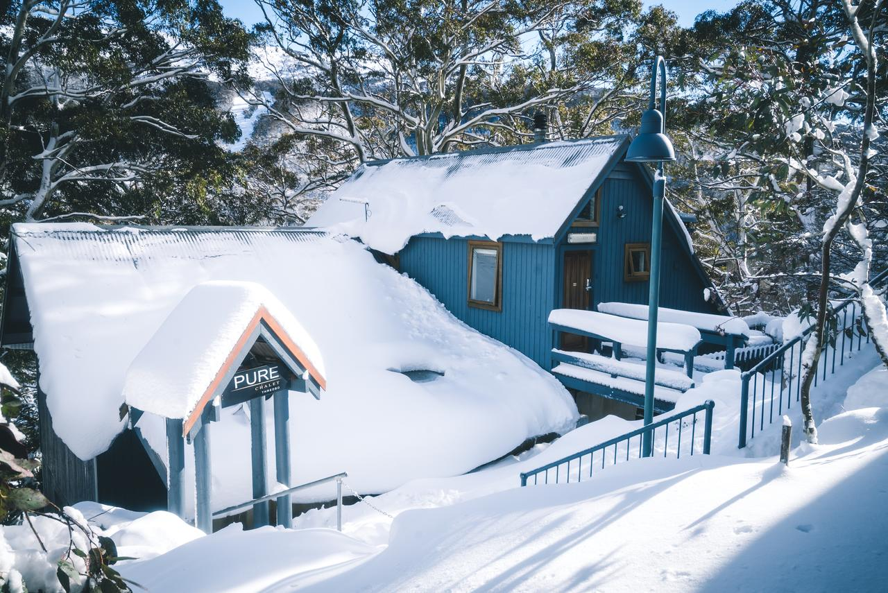 Pure Chalet Thredbo - Mackay Tourism