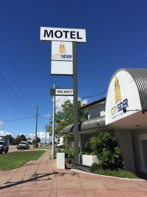 City Sider Motor Inn - Mackay Tourism