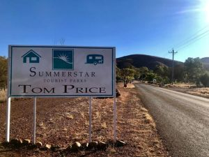 Tom Price Tourist Park - Mackay Tourism