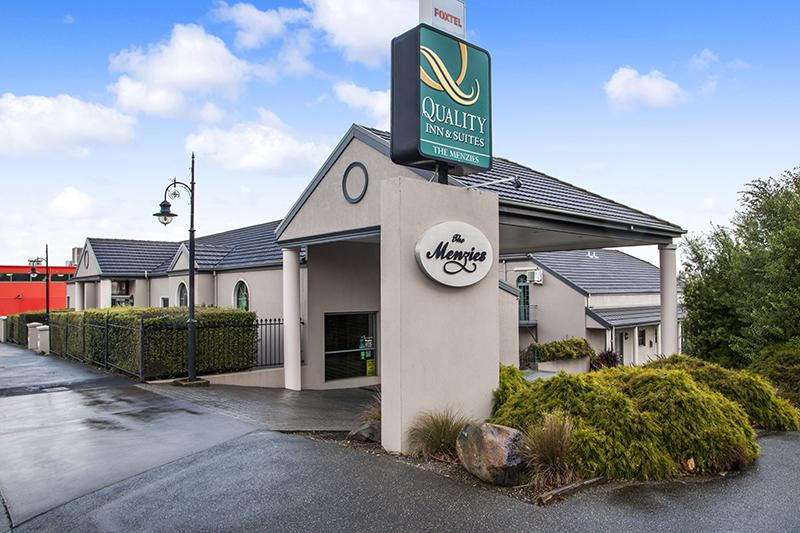 Quality Inn  Suites The Menzies - Mackay Tourism