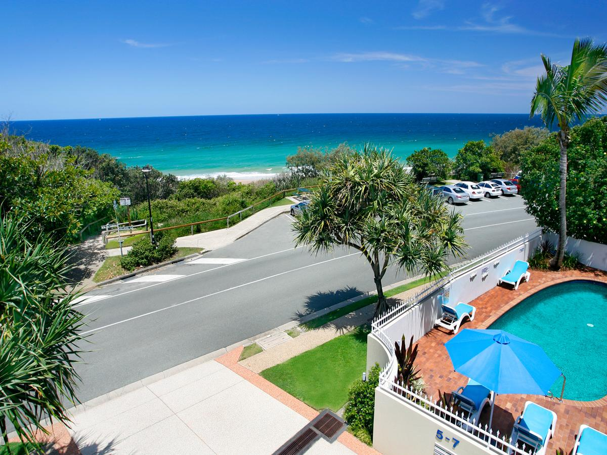 La Mer Sunshine Beachfront - Mackay Tourism