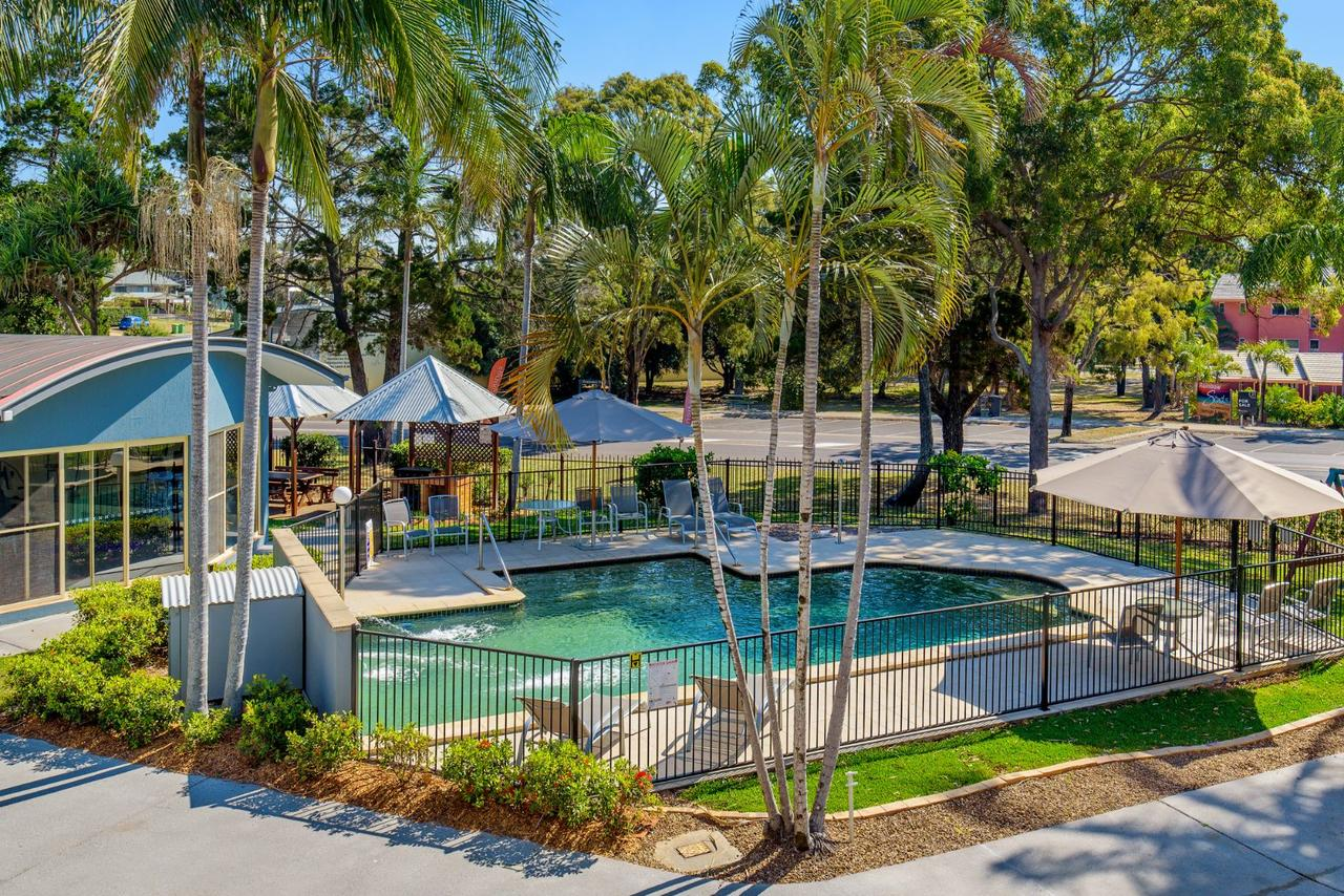 Rainbow Getaway Holiday Apartments - Mackay Tourism