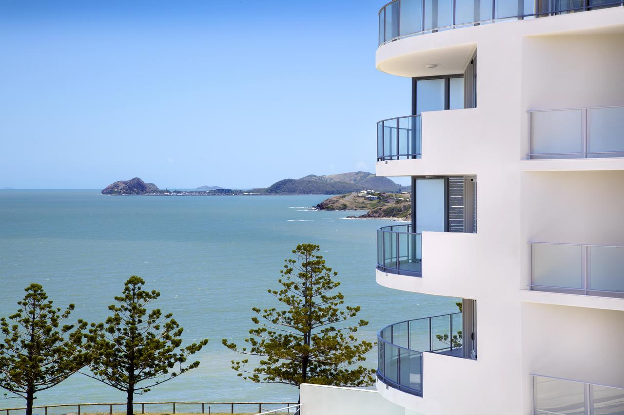 Oshen Apartments Yeppoon - Mackay Tourism