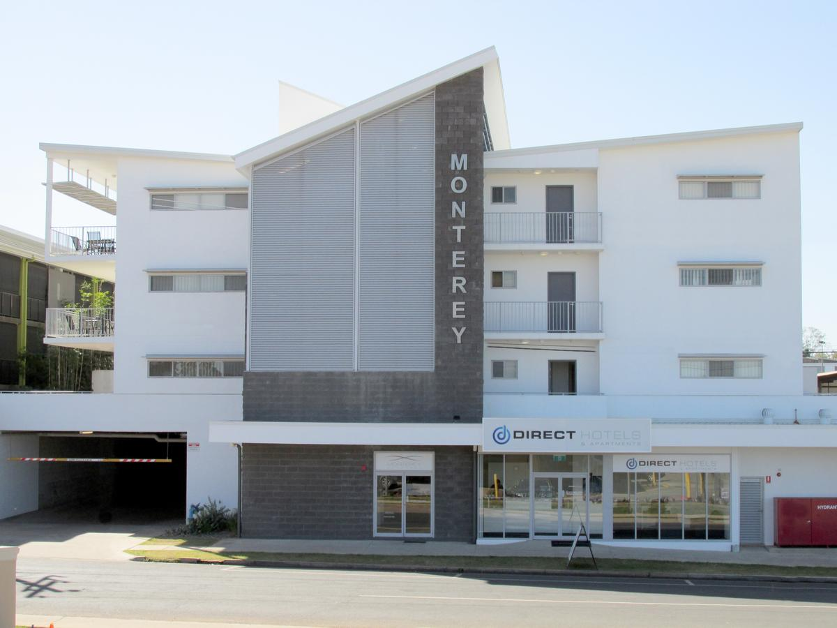 Direct Hotels - Monterey Moranbah - Mackay Tourism