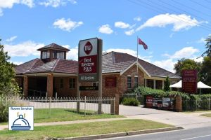 Best Western Plus All Settlers Motor Inn - Mackay Tourism